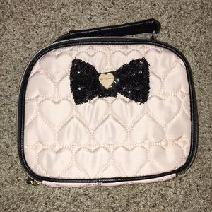 Betsey Johnson Makeup Bag